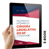 Regimento Interno da Câmara Legislativa do DF Comentado  E-book